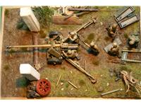 -Anzio '44 - pak 40 - 75mm anti tank gun