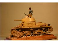 --M 13/40 Africa settentrionale - Mod. Tamiya