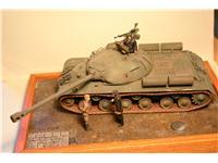 - JS III (Berlino 1945) - Mod. Tamiya