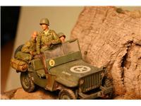 Truck Bantam (Cassino corpo di spedizione francese) - Mod. Mini Art