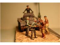 -Panzer II (Francia 1940) - Mod. Tamiya