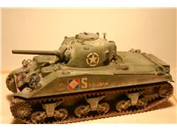 -Sherman M4A3 (Francia 1944) - Mod. Tamiya