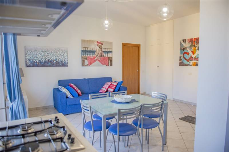 Nice two-roomed apartament close to beach and shops