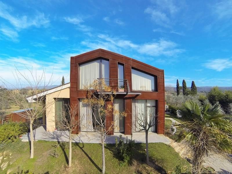 Castagneto Carducci (PI) - Villa con piscina