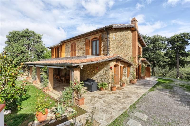 Tuscany - Suvereto (LI) - Country house with dependance