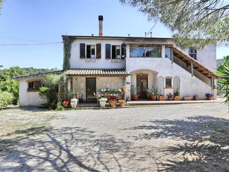 Tuscany - Parco della Sterpaia , Country house in Tuscany.