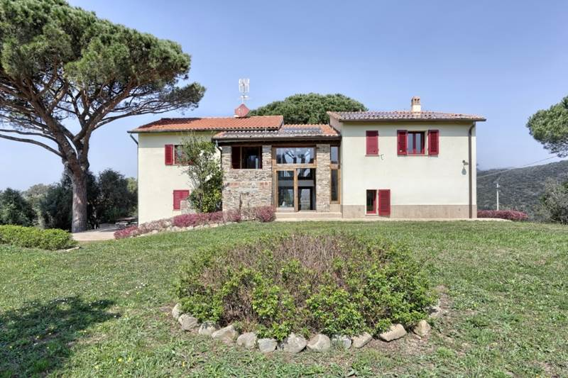 Tuscany - Castagneto Carducci - Country house