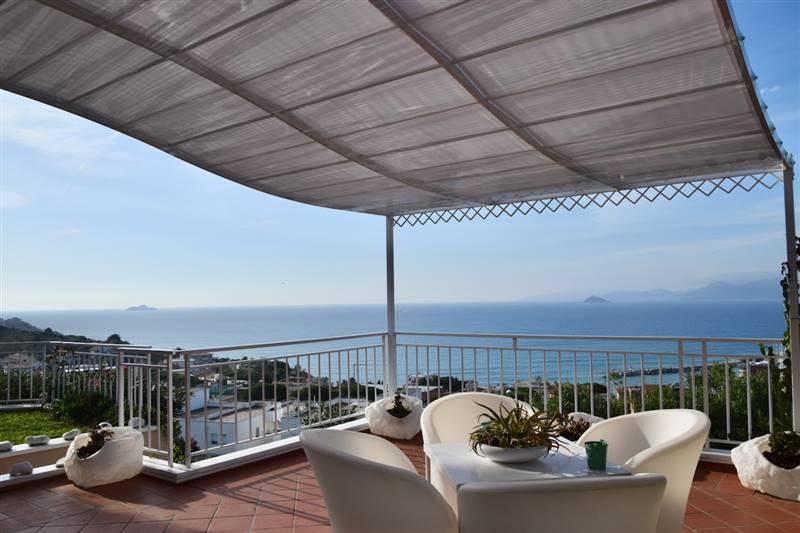 Tuscany- Villa with sea view