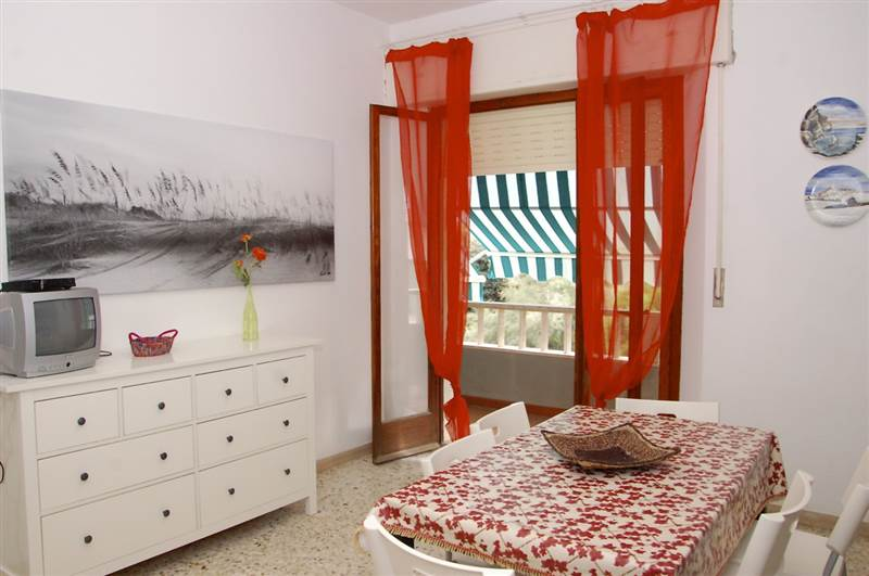 San Vincenzo (LI) - Three-roomed apartment for 6 persons - close to the beach