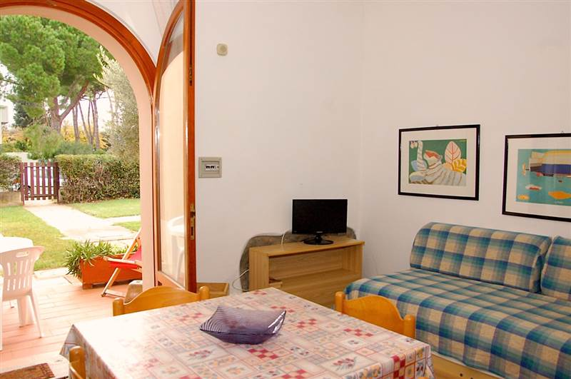 San Vincenzo (LI) - two-rooms 5 beds with garden
