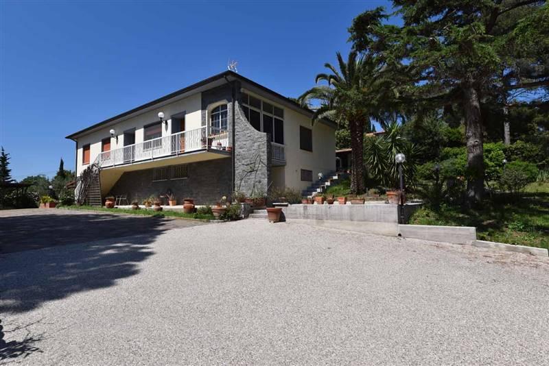 Tuscany - villa with sea view