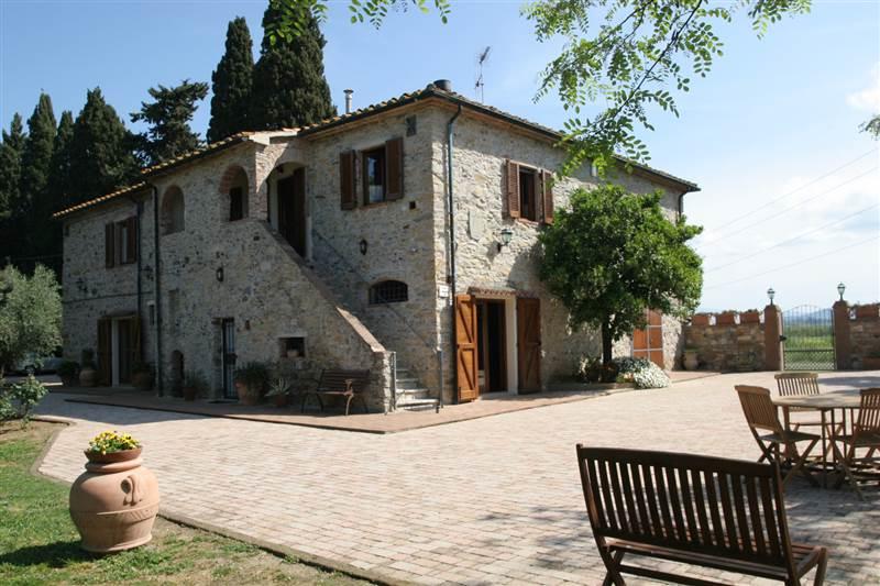 Suvereto (LI) -Country house