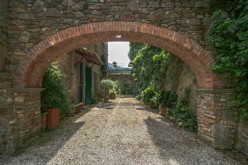 Toskana - Castagneto Carducci (LI) - Old country house