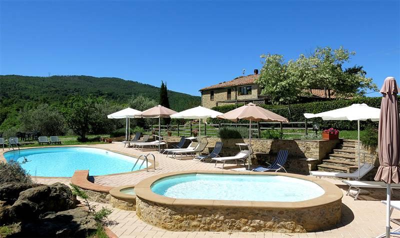 Tuscany - Pomarance (PI) - C ountry house