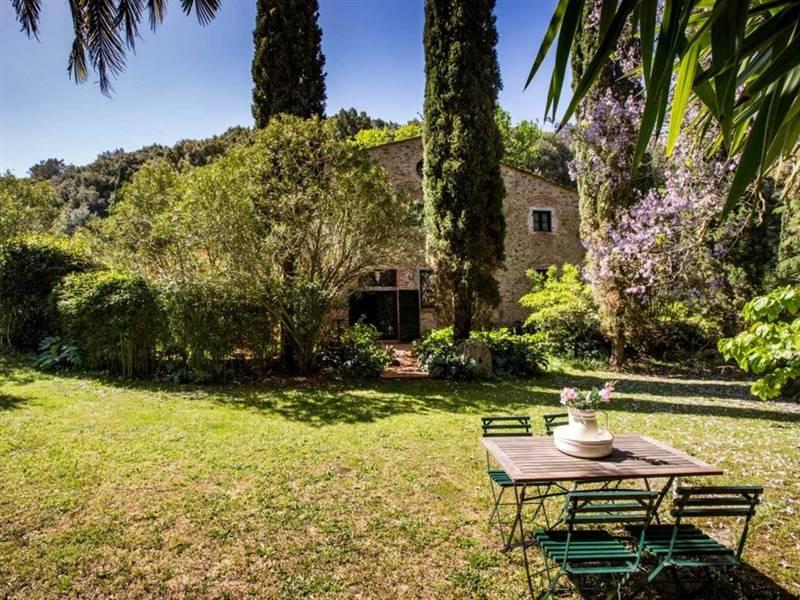 Tuscany - Castagneto Carducci (LI) - Old country house